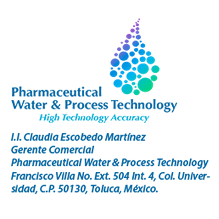 logo pharmaceutical water